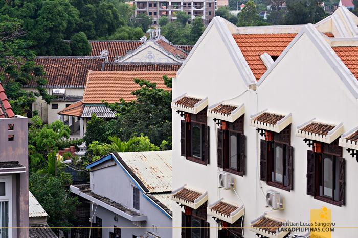 Kiman Hotel Hoi An View