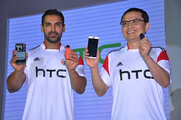 John Abraham HTC Event