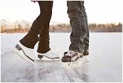 E ca mersul pe gheață