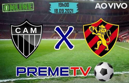 Atlético-MG x Sport-PE Ao Vivo