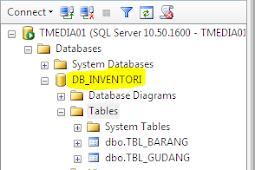 Cara Mengkonversi / Export Database SQL Server ke Excel