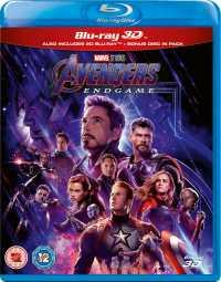 Avengers Endgame 3D HSBS Movies Download 720p 1080p BluRay
