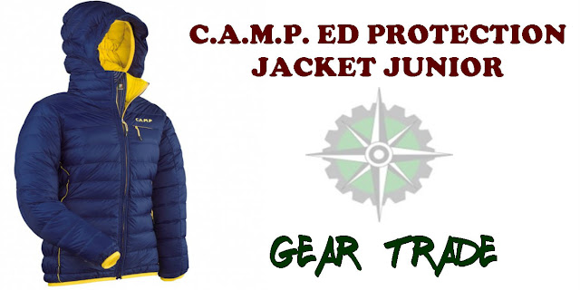 C.A.M.P ED PROTECTION JACKET JUNIOR - Kids Clothing for Sale at Gear Trade