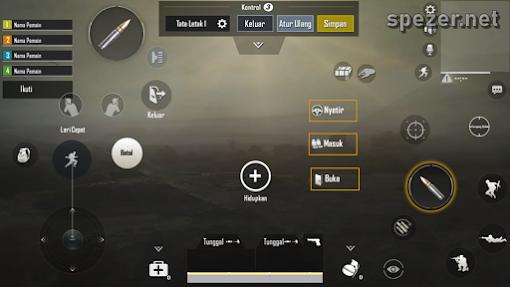 PUBG Mobile Cara Setting Tata Letak Control 5