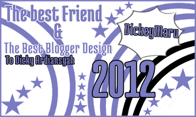 The Best Friend And The Best Blogger Design
