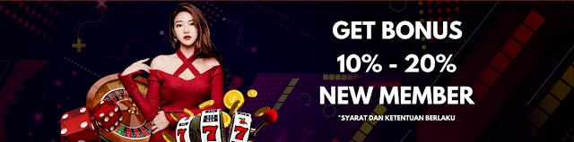 Bermain Judi Slot Bersama Situs Casino Terbaik 2020