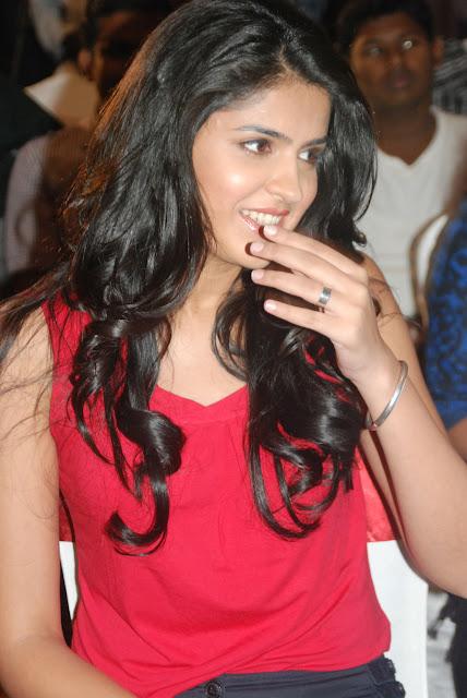 Deeksha Seth Hot Photo Gallery Movie Press Meet Actress Trend