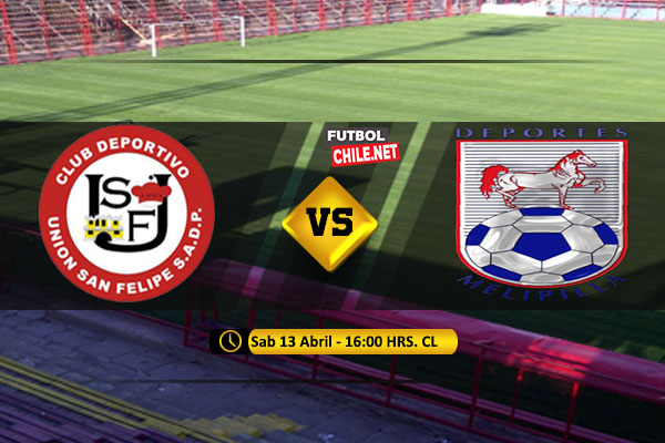Unión San Felipe vs Deportes Melipilla