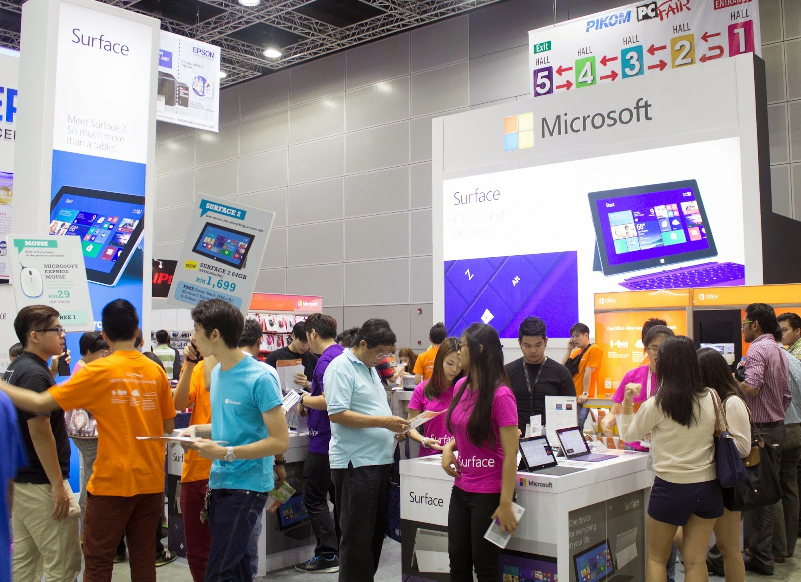 Coverage of PIKOM PC Fair 2014 @ Kuala Lumpur Convention Center 299
