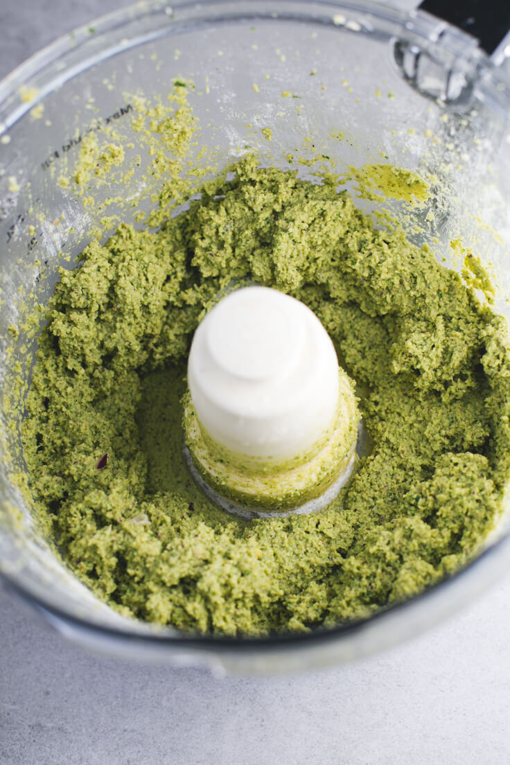 Falafel waffle batter: Before, we made fried or baked falafel, but now you make falafel waffles in our day to day because it does not contain oil, and it is made faster.