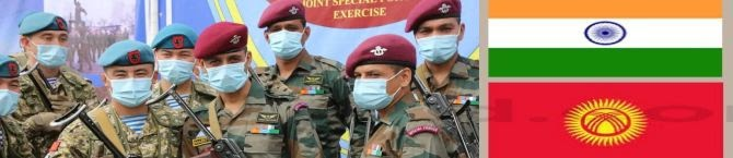 Is India's Military Exercise With Kyrgyzstan Part of Its Bigger Outreach In Central Asia?