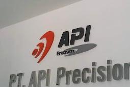 Lowongan Kerja PT API PRECISION Terbaru 2019