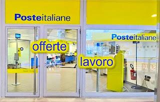 adessolavoro.blogspot.com - Poste Italiane offerte lavoro
