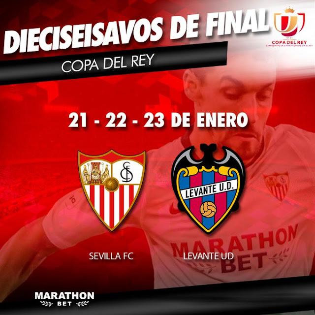 Sevilla Levante Copa Del Rey