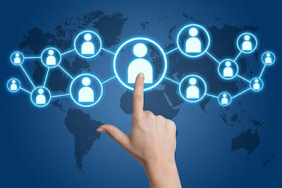 Social media, social media connectivity