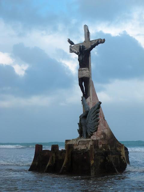 Cristo Negro de Isla Grande, Panamá