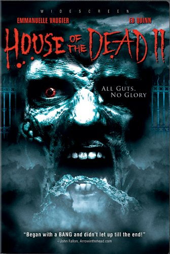 House Of The Dead 2 (2005) Dual Audio Hindi 480p DVDRip 250mb
