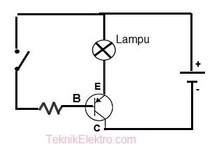 rangkaian transistor