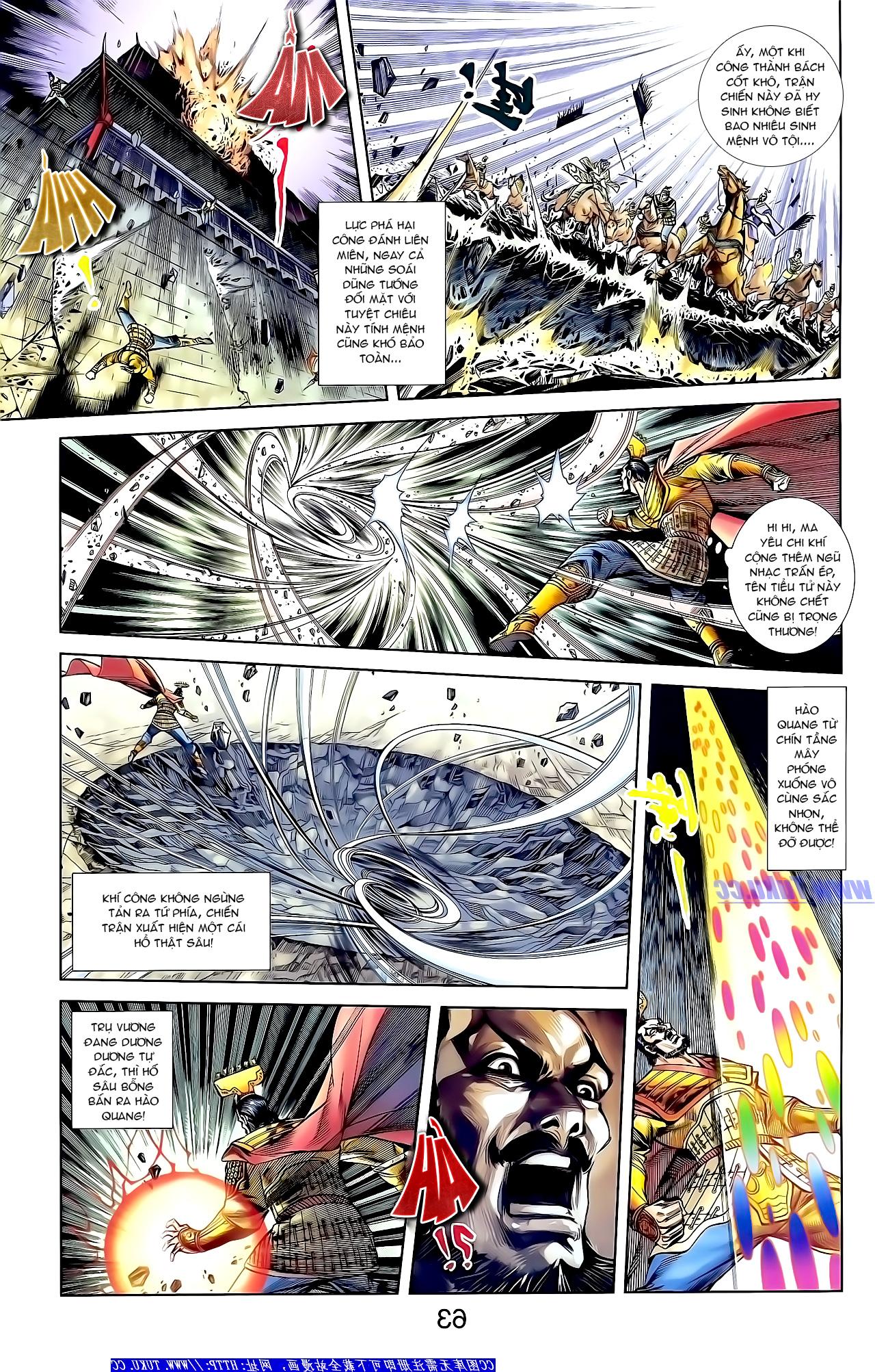 Cơ Phát Khai Chu Bản chapter 160 trang 20