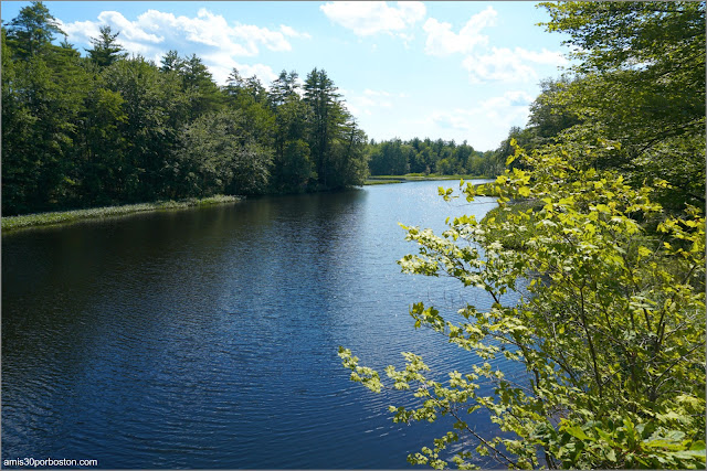 Contoocook River en New Hampshire