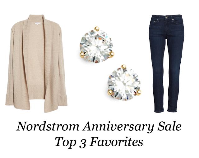 Nordstrom Anniversary Sale 2020: Top 3 Favorites
