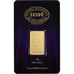IGR Gold 999.9