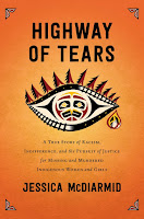 review of Highway of Tears by Jessica McDiarmid