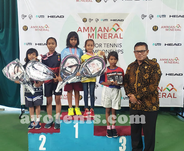 Pelti Junior Open 2019: Kalahkan Jones Pratama, Azmi Januarsyah Sabet Gelar Juara