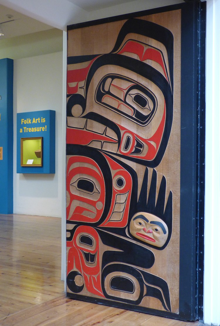 Fancy Native American art of the Pacific Northwest Gorgeous