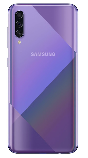 Samsung Galaxy A50s Prism Crush Violet