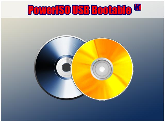 Tutorial Lengkap Cara Membuat Bootable OS Dengan PowerISO