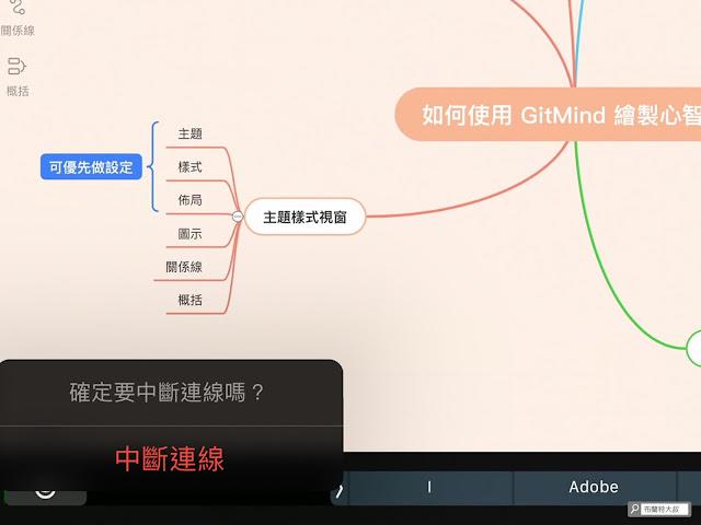 【MAC 幹大事】iPad 馬上擴充變成 Mac 第二螢幕 (並行 Sidecar) - 利用 iPad 端的「中斷連線」就能結束並行