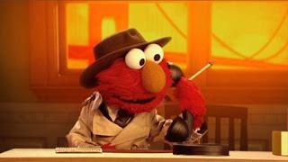 Sesame Street Episode 4403 The Flower Show season 44, Elmo the Musical Detective the Musical