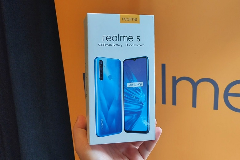 Realme 5 Philippines Unboxing
