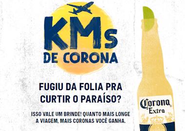 Promoção - Ganhe um Pack de Cerveja Corona Extra