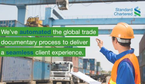 Traitement automatique des documents pour le financement du commerce