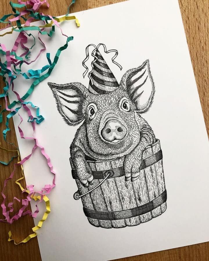 02-The-little-birthday-pig-Diane-Swartzberg-www-designstack-co