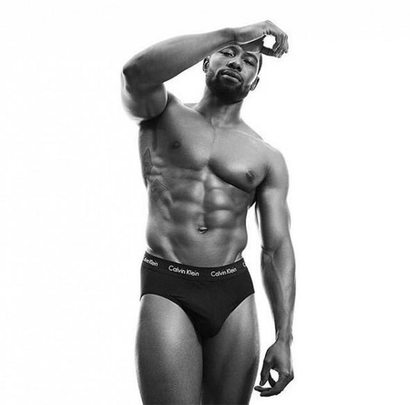 """Atores de """"Moonlight"""" na campanha da Calvin Klein Underwear"""