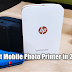 Best Mobile Photo Printer in 2019