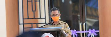Wali Kota Menghadiri Peresmian dan Penahbisan Gedung GPSDI