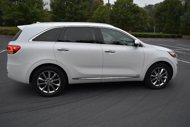 2016 KIA Sorento SXL V6 AWD Review  via  www.productreviewmom.com