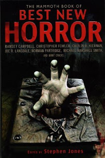 The Mammoth Book of Best New Horror 22, edizione americana 2011