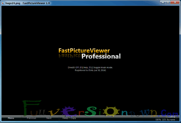 FastPictureViewer Professional Full Crack