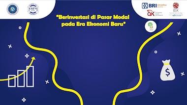 Seminar Pasar Modal dan Relaunching Galeri Investasi Bursa Efek Indonesia Universitas Teknologi Yogyakarta
