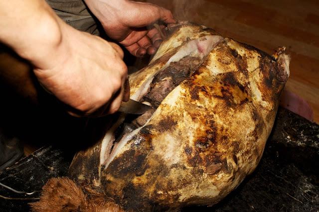 Món ăn dân dã đậm đà hồn người du mục Mông Cổ