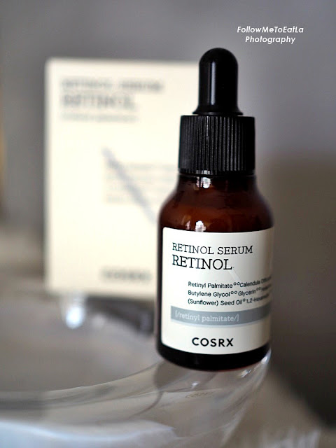 COSRX Real Fit Retinol Serum Review From GlamPick