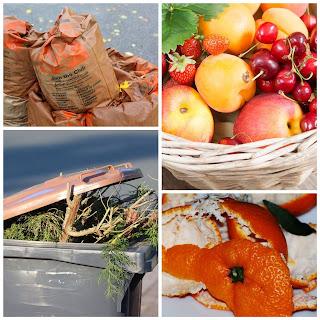 Sampah organik yang dapat dijadikan pupuk