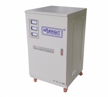 Estabilizadores, Monofásico, Trifásico e Industriales 220V - 220V / 380V - 380V