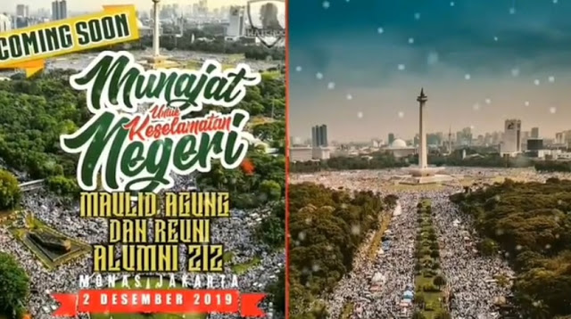 Prabowo Tak Masuk Daftar Tamu Undangan Reuni 212
