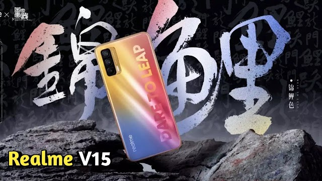 Realme to launch V15 smartphone on January 7 at 2 pm.
